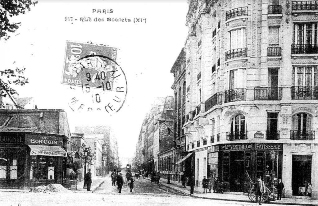 Photo ancienne boulangerie